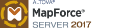 MapForce Server Product Logo