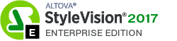StyleVision Product Logo