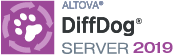 DiffDog Server product logo