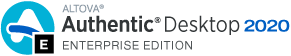 Authentic Desktop product logo